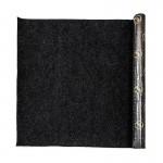 Самоклеящийся материал Карпет черный