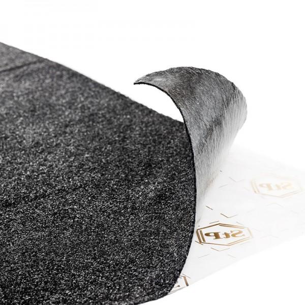 Самоклеящийся материал Карпет серый