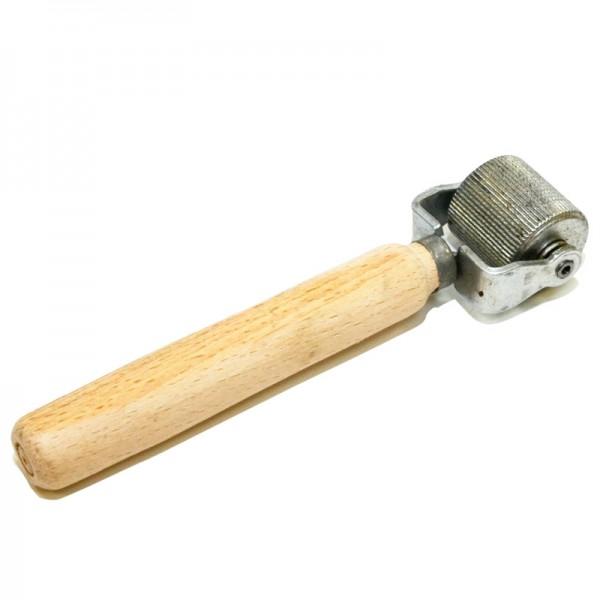 Валик прикаточный 30 мм (деревянная ручка)